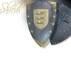 NobleWares Image of NW5002 Shield of Richard I the Lionheart by NobleWares
