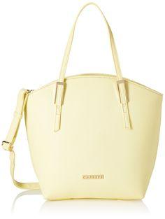 c943398e13ad Caprese Livia Women s Tote Bag (Yellow) -