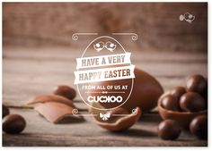 A Cuckoo Easter on Behance