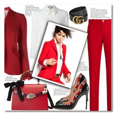 """""""Gucci"""" by isror ❤ liked on Polyvore featuring Gucci"""