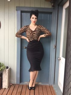 10 Items/26 Outfits- Rockabilly Style