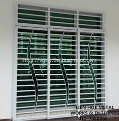 LH Metal Works & Enterprise - Sliding Door Powder Coating & Wrought Iron Skudai Johor Bahru JB Design, Construction & Installation, We specializes in all kinds of iron grilles, wrought iron, powde Steel Grill Design, Home Window Grill Design, Grill Gate Design, Balcony Grill Design, Steel Gate Design, Balcony Railing Design, Door Gate Design, Iron Window Grill, Window Grill Design Modern