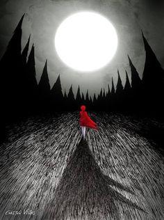 """The Red Coat"" by Gastón Viñas"