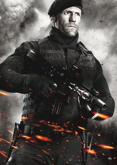 The Expendables 2 (2012) - Statham