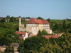 Oberes Schloss Talheim (Schozachtal, Landkreis Heilbronn)