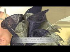 How to make a fascinator - Lily Kit Instructions - YouTube