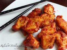 Salted Paleo: Sweet & Sour Chicken (scd)