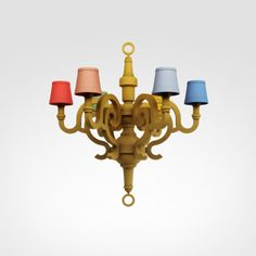 Luminária Linha Paper Lamps
