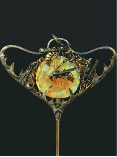 Lalique - one of the greatest Art Nouveau designers