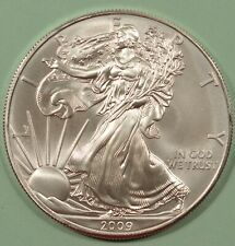 Bu 2009 American Silver Eagle Fresh From A Monster Box In 2020 American Silver Eagle Silver Eagles Silver Eagle Coins