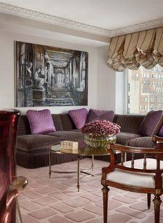 Geoffrey Bradfield | Luxury Interior Design | The Westbury