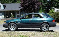 Lifted Subaru Outback | Thread: Lifted Subaru's DIR or DIW?