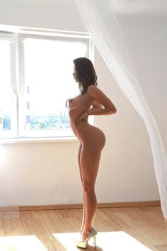 Back arched naked #14