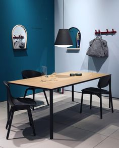 HAY Sur Instagram Fine Dining Sthlmfurnfair With The New Order Table A