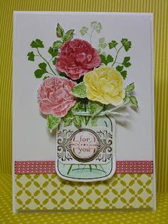 """my sandbox: Just Add Ink #139..... **** SU """" Papaya Collage"""", """"Elements of Style"""" (annl cattie), & """"Perfectly Preserved"""" 2012 Holiday Mini."""