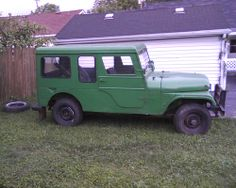 1968 CJ-6 Jeep - Photo submitted by Sam Williams.