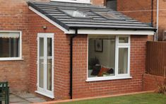 Porch Extension, Conservatory Extension, House Extension Plans, Single Storey Extension, Conservatory Design, House Extension Design, Rear Extension, Extension Ideas, Bungalow Extensions