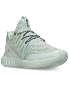 a5c3ffa47366 adidas Men s Originals Tubular Radial Casual Sneakers from Finish Line    Reviews - Finish Line Athletic Shoes - Men - Macy s
