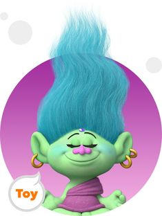 Cybil shares obviously simple wisdom with any Troll who will listen and coasts on a gentle wave of harmony!