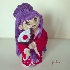 Amigurumi Japan Doll by Tofe-lai on DeviantArt
