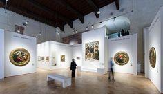 Museum lighting: 'Luca Signorelli. De ingegno et spirto pelegrino' exhibition - Art and culture iGuzzini
