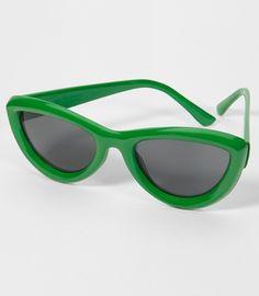 Green Wendy  Sunglasses