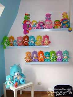 Care Bears & Popples