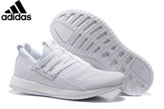 purchase cheap 2595f 9b9c8 Men s Women s Adidas Pure Boost ZG Raw 4M V2 Running Shoes White Pure White, Adidas-Ultra Boost Shoes Sale Online