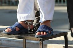 NCRI – Three prisoners were hanged in public in a northeastern town in Iran on Sunday. The victims identified by their first name and last name initials as Mehdi V, Ehsan K. and Mahmoud V., were hanged in the town of Torghabeh near the city of...