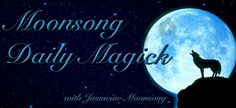 Wiccan Moonsong: Admin Fees Waived On Moonsong Daily Magick!
