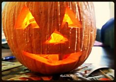 https://flic.kr/p/zySwze | Time for Halloween . . . | I have started pumpkin carving today, so I can get the decorations finished for the little trick or treaters. So much fun to see them!!!!