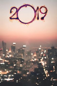 Happy New Year 2019 editing background - Photo - AddPng