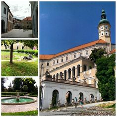 """See 294 photos and 15 tips from 5577 visitors to Mikulov. """"one of the best moravian spot,try home vine take a walk in old city and jewish cemetary u. Praha, European Countries, Old City, Czech Republic, Castle, Mansions, Country, House Styles, Places"""