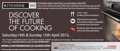 AEG Cooking Event.