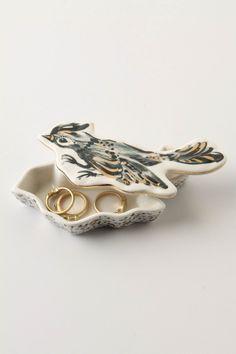 Blackbird Trinket Box