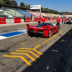 Ferrari Racing Days Hockenheimring 2016 LaFerrari | AWR Magazin