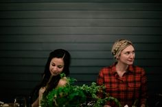 Braids braids braids.  Autumnal french feast: local milk x ruthie lindsey design | Flickr - Photo Sharing!