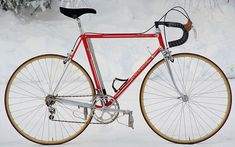 early 1980's Colnago's Arabesque
