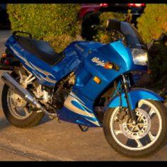 For sale Ninja 250 2007 Model