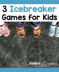 I love playing Ice Breaker Games at the beginning of the year. It is so fun to see my students starting to get to know each other and develop relatio Second Grade Teacher, First Year Teachers, 3rd Grade Classroom, Teaching First Grade, Classroom Ideas, Classroom Games, Classroom Management, Kindergarten Ice Breakers, Kindergarten Activities