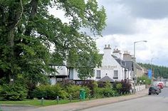 Grantown-on-Spey - View of Grantown-on-Spey © John McLeish www.images-scotland.com