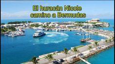 El huracán Nicole sube a categoría 2 en su camino a Bermudas.
