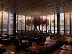 new york / seagram building | Seagram Building, Four Seasons… | Flickr
