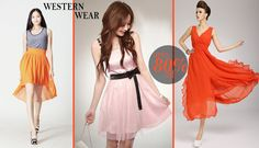 """Shop for attractive western wear at reasonable rates #ezzybazaar Buy Now :http://goo.gl/L40Lr8 """"Shopping itni easy pehle kabhi na thi..."""""""