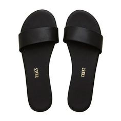 Looking for elevated, everyday leather sandals & flip flops? Meet the Alex by TKEES. Coral Sandals, Sandals Outfit, Cute Sandals, Slide Sandals, Black Sandals, Women's Leather Sandals, Dressy Flat Sandals, Shoes Sandals, Nike Flip Flops