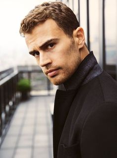 Source: Glamour Spain[/caption]Glamour Spain interviewed Theo James while he was in Barcelona for the Hugo Boss The Scent launch, and for the magazine's October issue where he will be featured! Theo James, Theo Theo, Theodore James, James 3, Divergent Trilogy, Boy Pictures, Kellin Quinn, Tv Actors, Paul Wesley