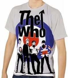 The Who Mens T-Shirt Tee S M L XL 2XL 3XL New #New #GraphicTee