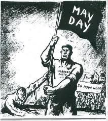 In America, the biggest beast of capitalism, they call May 'Labor Day'. In South Africa, it's 'Workers Day'. May Day History, World History, Meaning Of May, International Workers Day, Workers Party, Sun Worship, Labour Day, Happy May, May Days