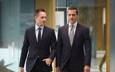Harvey Specter doesn't get cotton mouth : Photo Suits Harvey, Suits Tv Series, Suits Tv Shows, Bespoke Suit, Bespoke Tailoring, Suits Season 5, How To Develop Confidence, Look Formal, Harvey Specter