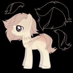 Pony Creator, My Lil Pony, Drawing Anime Clothes, My Little Pony Pictures, Magic Art, Painting Tools, Anime Outfits, Mlp, Drawings